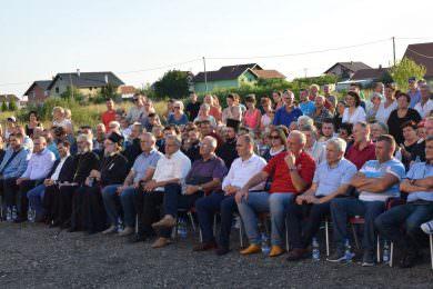 Прве Илинданске свечаности одржане у избјегличком насељу Грмовaц (oпштина Земун)