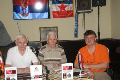 У Београду одржана свечана сједница поводом обиљежавања данa формирања Личких бригада (1, 2, 3)