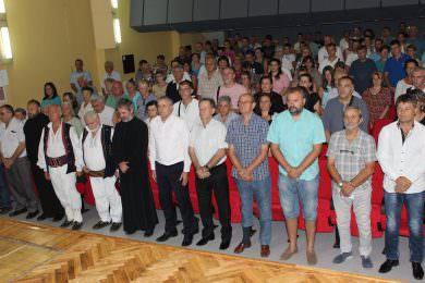 """Удружење """"Ново огњиште"""" организовало Осмо крајишко вече у Барајеву"""