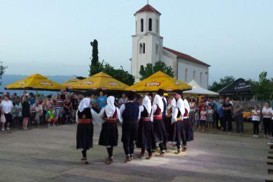 Прослављена слава Светог Илије у Кашићу (поред Бенковца)