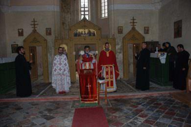 Прослављено Успеније Свете Ане у манастиру Света Ана код Дарувара