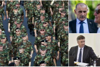 Линта: Нови приједлог Закона о ратним ветеранима још један доказ да је хрватска власт проусташка