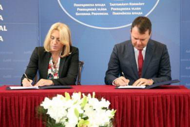 Линта поздравио потписивање Прокотола о сарадњи између АП Војводине и Републике Српске