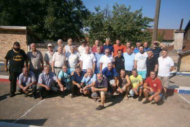 Oдржан 11. турнир у боћању у Бачкој Тополи