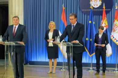 Линта поздравља најаву предсједника Вучића да ће Србија са око 4,5 милиона евра помоћи општине у Републици Српској и Федерацији БиХ