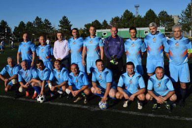 Ветерани ФК Крајишник играју Лигу Београда – Звезда и Партизан су институције, само је ФК Крајишник светиња