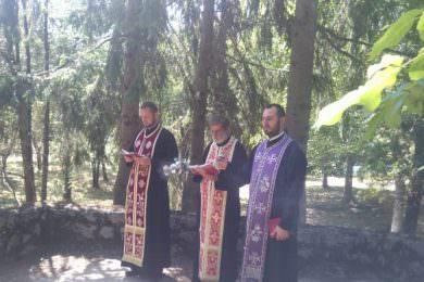 Oдржана комеморација српским жртвама у селу Дереза, код Пакраца, страдалим 1942. године