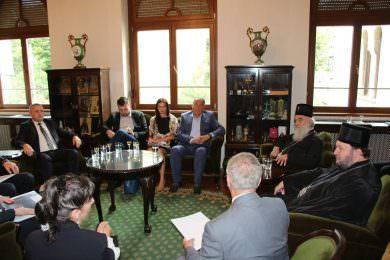 Патријарх Иринеј позван на свјетски научни скуп о Јасеновцу који ће се у децембру одржати у Јерусалиму