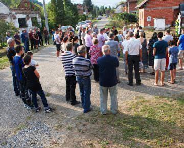 у селу Бодеграј