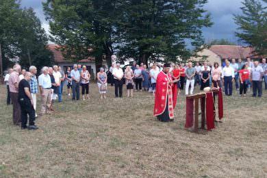 Прослављена Велика Госпојина у селу Перна (општина Топуско) на Кордуну