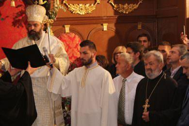 Владика Никодим у Шибенику устоличен у трон епископа далматинских – Линта: СПЦ је посљедњи бастион српства у Далмацији!