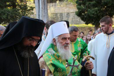 У манастиру Крка започело устоличење новоизабраног владике далматинског Никодима – ЛИНТА: Никад није било теже бити Србин у Далмацији!