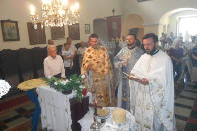 Прослављена Велика Госпојина у Великој Бршљаници (општина Гарешница)