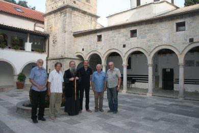Умјетничко братство манастира Крка традиционално се окупило у Книну