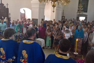 Празник Успења Пресвете Богородице свечано прослављен у манастиру Лепавина