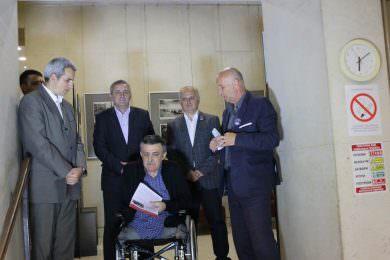 Удружење ратних и мирнодопских инвалида у својој галерији приредило изложбу фотографија посвећену ослобођењу Београда