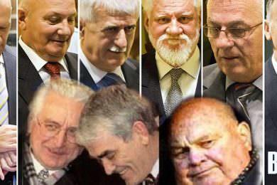 Линта поздравља пресуду Хашког трибунала шесторици бивших лидера тзв. Херцег Босне јер је потврђено да је циљ био стварање етнички чисте Велике Хрватске