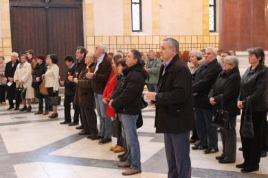 У Београду служен парастос страдалим Србима у Грубишином Пољу и Билогори