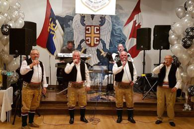 Српско друштво Кордун из Торонта обиљежило 30 година