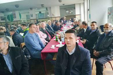 У Савином селу, код Врбаса, одржан велики племенски скуп Васојевића највећег српског племена