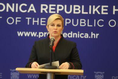 Линта: Колинда Грабар Китаровић изговорила гомилу глупости да је Хрватска тобоже жртва и да се хрватски народ одупро великосрпској агресији