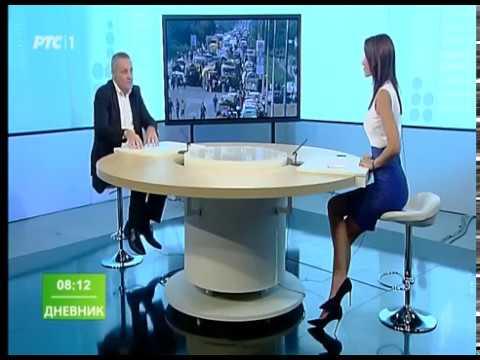 Миодраг Линта у Јутарњем дневнику РТС-а о злочиначкој акцији Олуја
