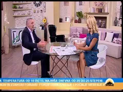 Миодраг Линтa у јутарњем програму ТВ Пинк поводом наставка фашизације Хрватске
