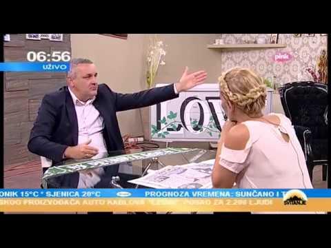 Миодраг Линта у Јутарњем програму ТВ Пинк о Зеленој ноћи НК Петрова Гора из Војнића