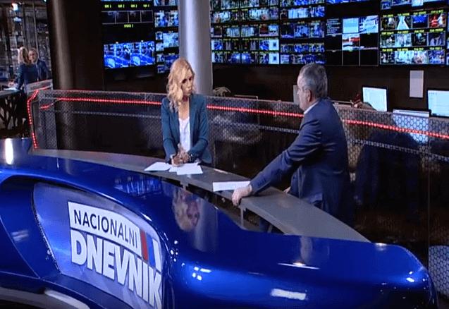 Линтa на ТВ Пинк о пресуди бившим лидерима Херцег Босне и новом закону о бранитељима