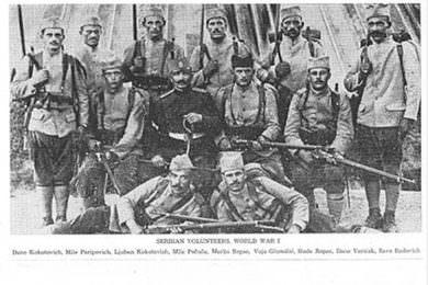 Српски добровољци у Првом свјетском рату | за Српско коло пише: др Милан Мицић