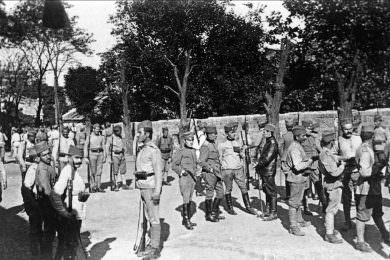 Српски добровољци у Првом свјетском рату (4) | Помоћ великих сила
