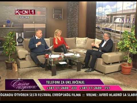 """Миодраг Линта у емисији """"Чашица разговора"""" на ТВ Коперникус о регистрацији некретнина у ФБиХ"""
