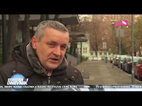 Линта у дневнику ТВ Пинк о завршном чину отимања имовине српских фирми у Хрватској
