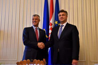 Линта: Нова провокација Пленковића да Хрватска даје пуну подршку лажној држави Косово у процесу европских интеграција