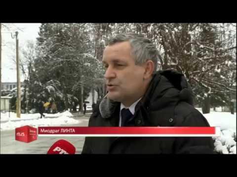 Комплетна изјава Миодрага Линте екипи РТС-а у Вргинмосту  о бројним проблемима Срба