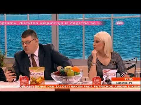 Сарапа чита хушкачки текст са проусташког портала ХОП који Линту назива српским терористом