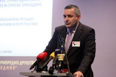 Линта ће присустовати посјети предсједника Вучића у Вргинмосту и скупштини Српског народног вијећа у Загребу