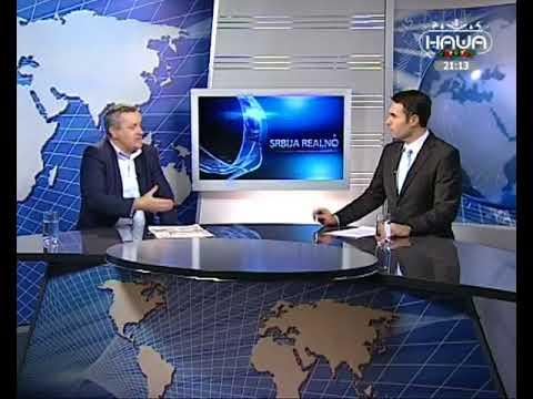 Миодраг Линтa на ТВ Наша поводом рехабилитације усташтва и положаја Срба у региону