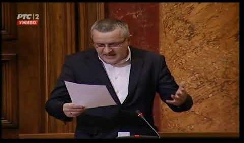 Линтa у Скупштини поднио амандман да преко 5 000 Срба оствари право на Хрватско држављанство