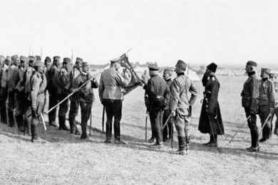 Српски добровољци у Првом свјетском рату (8) | Идеја Југославије