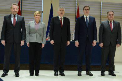 Линта поздравио одржавање састанка у Мостару и истакао да је једно од отворених питаља питање Срба у Федерацији БиХ