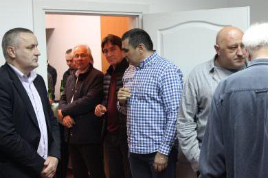 На пригодан начин Дрварчани обиљежили отварање канцеларије удружења у блоку 28 на Новом Београду