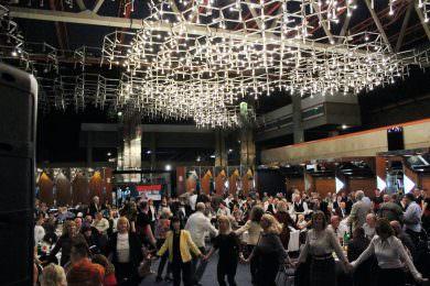 У Београду, у ресторану Сава центра, одржано је 36. другарско вече Мркоњићана и пријатеља Мркоњић града