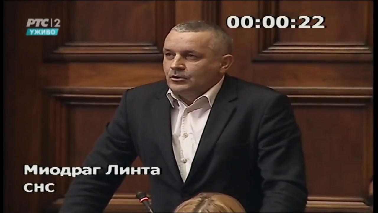 Линта у Скупштини Србије поново тражи да се крајишким борцима призна ратни стаж