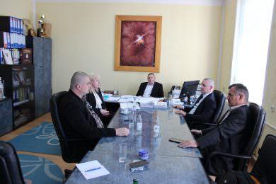 Нaчелници општина Дрвар и Гламоч упознали Миодрага Линту и Марију Бакоч, са тренутном ситуацијом у њиховим срединама