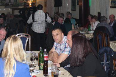 У Београду, у клуб – ресторану Тесла, одржано је вече Удбине и Крбавске долине