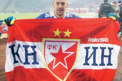 """МИЛАН БОРЈАН: Најсрећнији сам кад на стадион изнесем заставу """"Делије – Книн"""""""