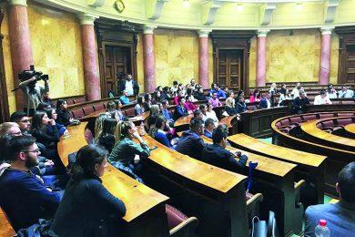 Десета сједница Одбора за дијаспору и Србе у региону: Студенти из региона очекују равноправан положај у матици