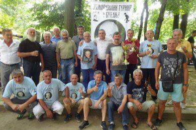 Oдржан Други Mеморијални турнир у балотама посвећен Милану Миши Судару