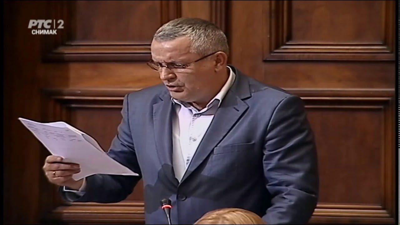 Линта у Скупштини говорио о злочинима хрватских војних и лолицијских снага